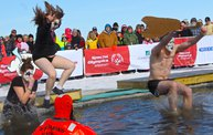 Special Olympics Polar Plunge in Oshkosh With Y100 12