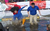 Special Olympics Polar Plunge in Oshkosh With Y100 7