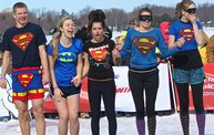 Special Olympics Polar Plunge in Oshkosh With Y100 6