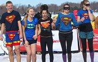 Special Olympics Polar Plunge in Oshkosh with WIXX 16