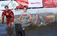 Special Olympics Polar Plunge in Oshkosh with WIXX 14
