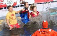 Special Olympics Polar Plunge in Oshkosh with WIXX 10