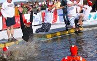 Special Olympics Polar Plunge in Oshkosh with WIXX 7