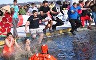 Special Olympics Polar Plunge in Oshkosh With Y100 24