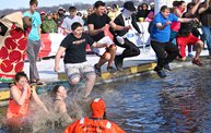 Special Olympics Polar Plunge in Oshkosh with WIXX 3