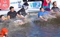 Special Olympics Polar Plunge in Oshkosh with WIXX 2