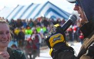 Special Olympics Polar Plunge in Oshkosh with WIXX 30