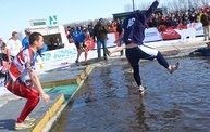 Special Olympics Polar Plunge in Oshkosh with WIXX 22