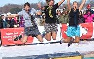 Special Olympics Polar Plunge in Oshkosh With Y100 5