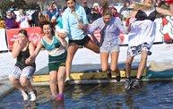 Special Olympics Polar Plunge in Oshkosh with WIXX 9