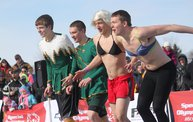 Special Olympics Polar Plunge in Oshkosh with WIXX 30