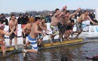 Special Olympics Polar Plunge in Oshkosh with WIXX 8