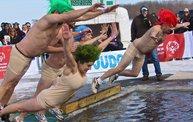 Special Olympics Polar Plunge in Oshkosh with WIXX 5