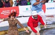 Special Olympics Polar Plunge in Oshkosh with WIXX 1