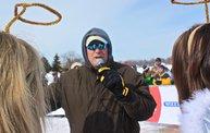 Special Olympics Polar Plunge in Oshkosh with WIXX 28