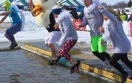 Special Olympics Polar Plunge in Oshkosh with WIXX 18