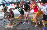 Special Olympics Polar Plunge in Oshkosh with WIXX 17