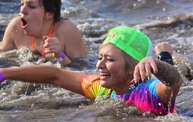 Special Olympics Polar Plunge in Oshkosh with WIXX 17