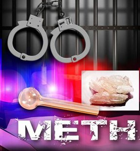 A raid on a home in Comstock Township turns up evidence that it had been used for dozens of meth cooks.