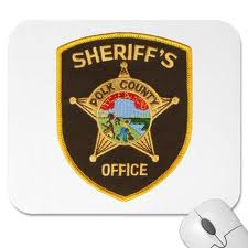 Polk County Sheriff's patch