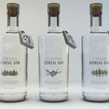 Vikre Boreal Gin (photo from Vikre website)