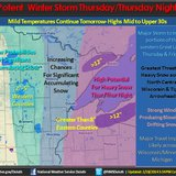 NWS Weather Story 2-18