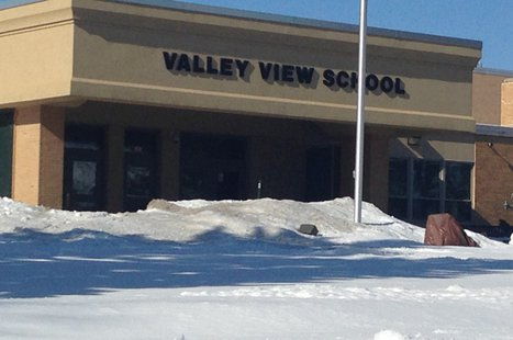 Valley View School in Ashwaubenon is seen, Feb. 19, 2014 (Photo from: FOX 11).