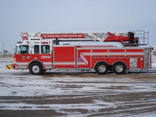 Sioux Falls fire