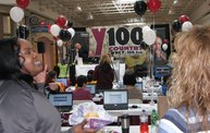 Y100 St. Jude Radiothon 2014 - Thursday 15