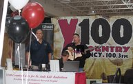 Y100 St. Jude Radiothon 2014 - Thursday 4