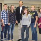 Senator John Thune is currently seeking intelligent, hard-working college students to serve as summer interns. (SD.thune.gov)