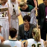 Coach Carolyn DeHoff (courtesy, NDSU)