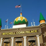 Corn Palace in Mitchell, S.D.