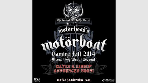 Image courtesy of Courtesy Motorhead (via ABC News Radio)