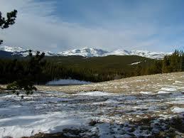 Bighorn Mountains, Northern Wyoming