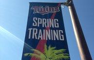 Twins spring training 2/23/14 8