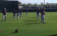 Twins spring training 2/24/2014 2