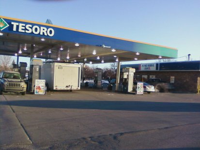 Petro Serve on S. Univ. in Fargo robbed at gunpoint
