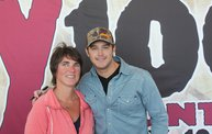Y100 Fresh Faces of Country presented by Subway :: Easton Corbin 5