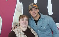 Y100 Fresh Faces of Country presented by Subway :: Easton Corbin 4