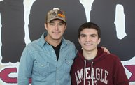 Y100 Fresh Faces of Country presented by Subway :: Easton Corbin 26