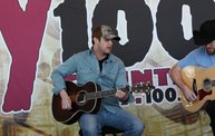 Y100 Fresh Faces of Country presented by Subway :: Easton Corbin 8