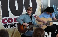 Y100 Fresh Faces of Country presented by Subway :: Easton Corbin 7