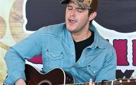 Y100 Fresh Faces of Country presented by Subway :: Easton Corbin 1
