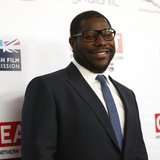 "Best director nominee Steve McQueen for ""12 Years a Slave"" poses at the GREAT British Film Reception in Los Angeles, California February 28,"