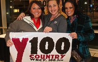 Y100 Presented The Band Perry @ Resch Center :: 2/27/14 5