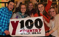Y100 Presented The Band Perry @ Resch Center :: 2/27/14 9