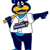 The new mascot for the Kalamazoo Growlers.