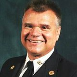 Sheboygan Fire Chief Mike Romas