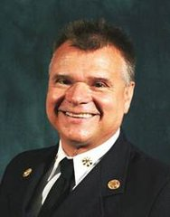 Sheboygan Fire Chief Mike Romas
